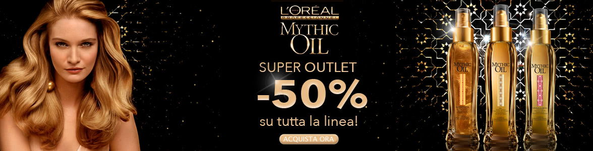 OUTLET -50%