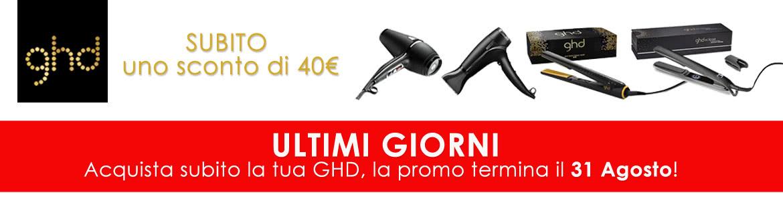 Promo GHD, Ultimi Giorni!