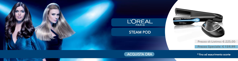 Steam Pod sconto
